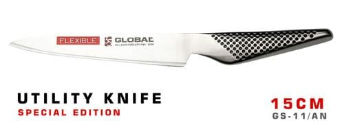 Global Special Edition Utility Knife 15cm - GS-11/AN